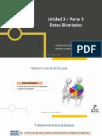 Unidad III - Parte II Analisis