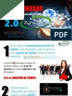 ZyncTech. 10PoderosasRazones version actualizada