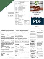 Bulletin October 28 2018 PDF