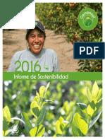 Informe de Sostenibilidad de Camposol 20116