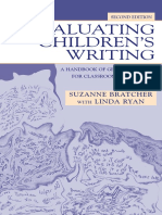 001-Evaluating Childrens Writing