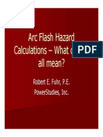 Arc Flash Calculations - What does it all Mean - Rev 1.pdf