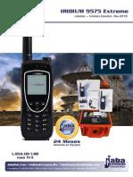 Iridium 9575 Extreme Telefono Satelital Iridium Mexico