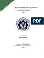 Profil Lulusan Dan Capaian Pembelajaran Edited