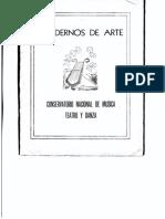 cuadernos de arte