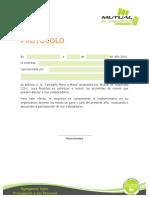Protocolo Mano a Mano 2016