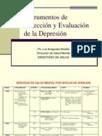 Depresion-Instrumentos Evaluacion