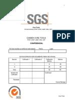 Examen Core Tools
