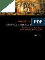 Historia General Tomo XVIII