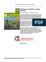 Docdownloader.com Descargar Planifica Tus Pedaladas Chema Arguedas Onlinepdf
