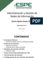 Administracion y Gestion de Redes de Informacion Parte 1 2018
