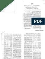 Burrell - Ciência Normal, Paradigmas, Metáforas Discursos e Genealogia da Análise.pdf