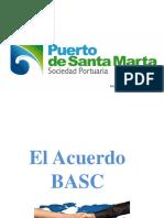 Acuerdo Basc 2018