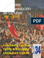 Unidad y Lucha 34 (Digital)