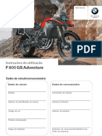 Manual GS 800 adventure
