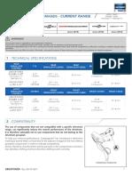 035_2368_Technical Manual - Mechanical Units Ergopower Commands - Campagnolo_Rev03!07!17