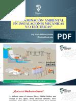Contaminación Ambiental en Instalaciones Mecánicas Eléctricas