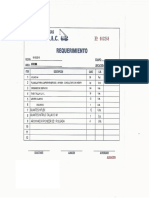 Requerimiento - 18-10-2018