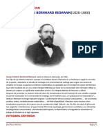 Capitulo II Integral de Riemann Teorema Fundamental Del Calculoultimo