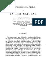 Descartes- La Busqueda de La Verdad Por La Luz Natural