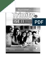 Libro de inglés Trinity