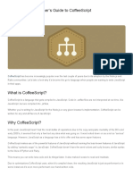 The Absolute Beginner's Guide to CoffeeScript - Treehouse Blog