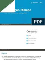 Passo a Passo _ Integração 3Shape