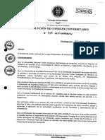 6 R.C.U N° 118-2017  MODIFICA REGLAMENTODE EVALUAC. DESEMPEÑO DOCENTE