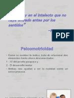 Ppt Intervención Cognitiva Psicomotricidad