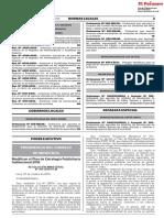 RESOLUCION MINISTERIAL N° 269-2018-PCM (Modifican el Plan de Estrategia Publicitaria Institucional 2018)