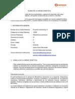 4. Proyecto Mecatrónico II