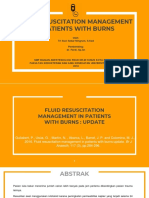 Fluid resuscitation management in patient with burn fix.pptx