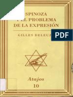 Deleuze. Spinoza el-problema de la expresion.pdf
