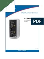 ICX35 HWC User Manual