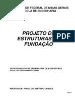 Estrutura de Fundacao Tubulão RevC 06-07-18