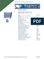 Catalogo Aralven Conductores ACSR y AAC