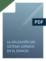 LA APLICACIÓN DEL SISTEMA JURIDICO EN EL ESPACIO.docx
