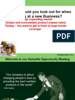 Herbalife Powerpoint presentation south africa