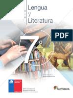 Lengua y Literatura 7º Básico - Texto Del Estudiante