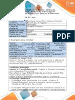Guía de actividades Paso 3 - Protocolo Empresarial.pdf