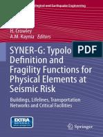 K. Pitilakis, H. Crowley, A.M. Kaynia (Eds.)-SYNER-G