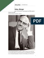 Michel Foucault - Letzte Vorlesungen