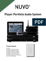 Player Portfolio Manual