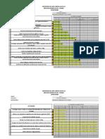 Cronograma Semestral 2018-2019
