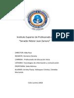 Informe JClic