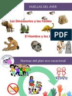 """Presentación #1 """"Huellas Del Ayer"""""""
