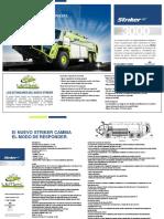 Leits Inc Striker3000 6x6 Spanish 2