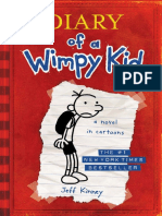 85344-Diary of a Wimpy Kid Book 1