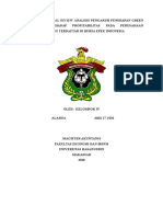 Critical Review ALAMSA A062171032