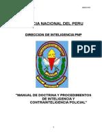 Manual Doctrina Proc Inteligencia Dirint-2006 07jun06